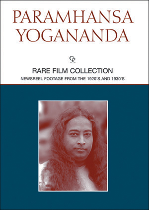 요가난다 다큐멘터리 Paramahansa Yogananda - Rare Film Collection / DVD