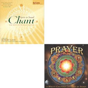 Chant : Spirit in Sound + Prayer 패키지 (5,000원 할인)