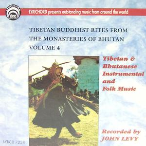 Tibetan and Bhutanese Instrumental and Folk Music
