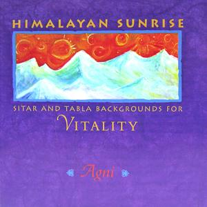 Himalaya Meditaion Music series 2  - Himalayan Sunrise : Vitality