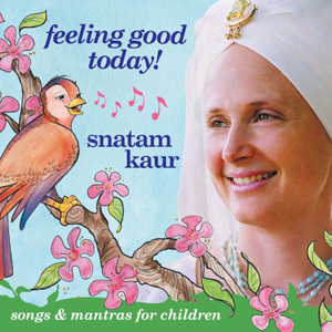 Feeling Good Today (2009) / Snatam Kaur 2017년 inMusic 재입고 한정수량 판매!