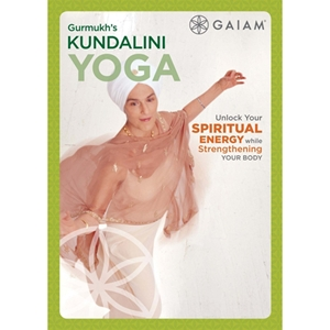 Kundalini Yoga - Unlock your spiritual energy / DVD